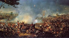 The Battle of Waterloo, by William Sadler.