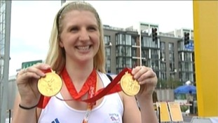 Will Rebecca Adlington add to her gold medal collection?