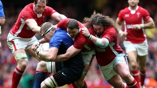 Welsh tackle