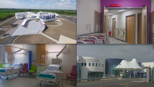 In numbers: How much did it cost and what is inside Cramlington Hospital?