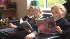Studying at Herne Bay Juniors