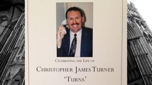 Chris Turner.
