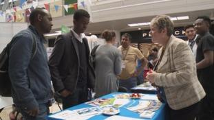 Jobs fair in Bristol