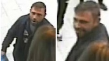 Police want to talk to this man regarding an incident in Birmingham City Centre.