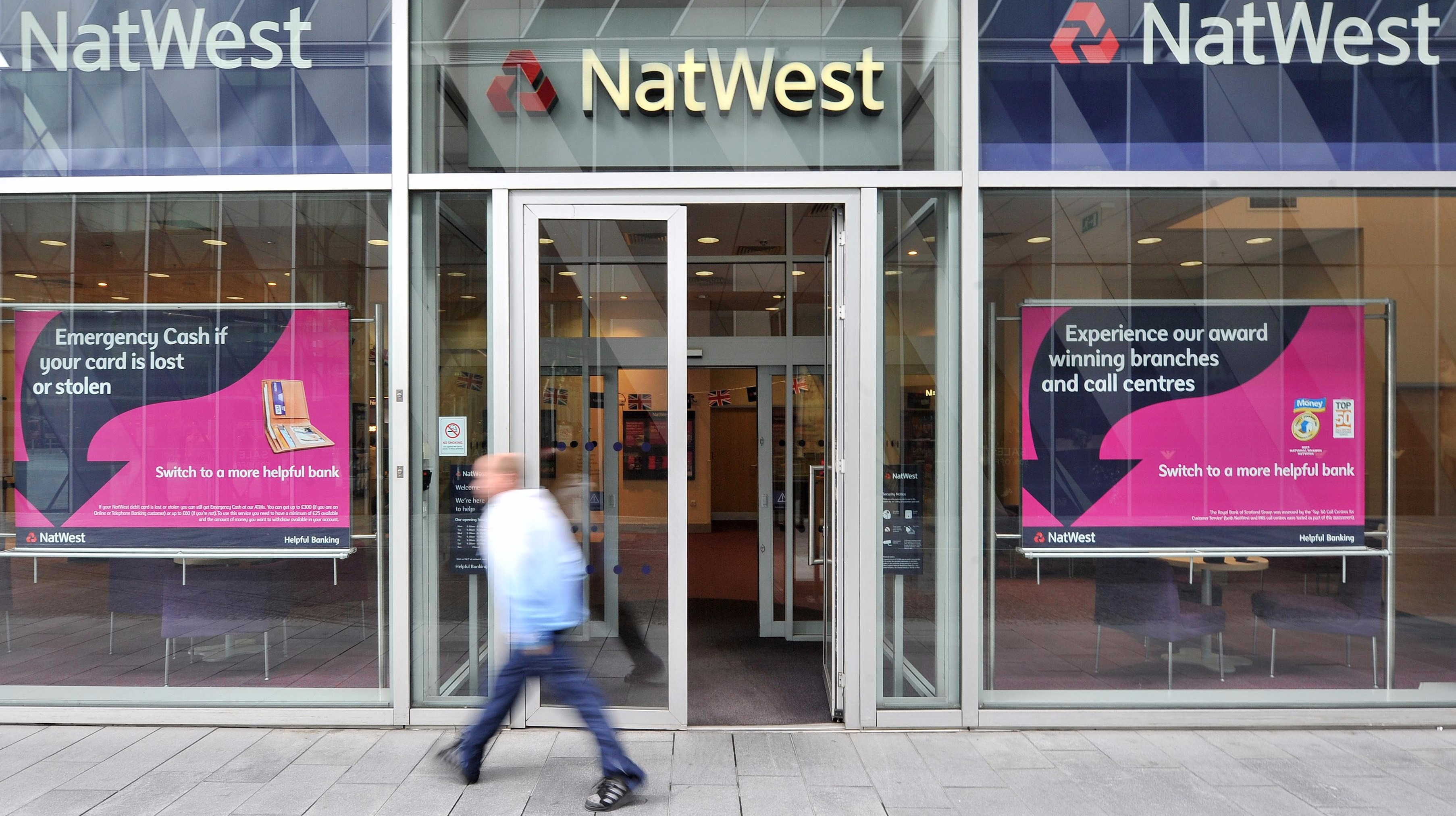 Bills panic for NatWest and RBS customers as payments go \'missing ...