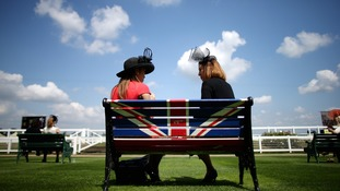 Sunny outlook for Ladies Day at Royal Ascot says Weather presenter Alex Beresford