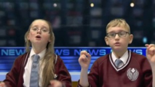 Nine-year-old pupils have their say at Westminster