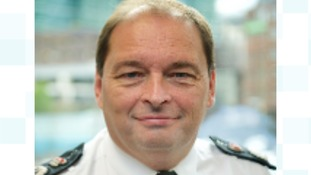 Chris Sims,the Chief Constable for the West Midlands Police Service.