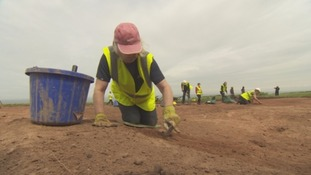 Clock ticking as Roman dig nears conclusion