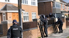 drugs raids