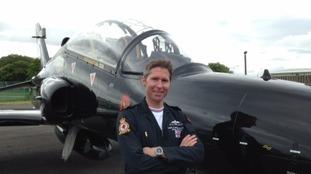 Flight Lieutenant Toby