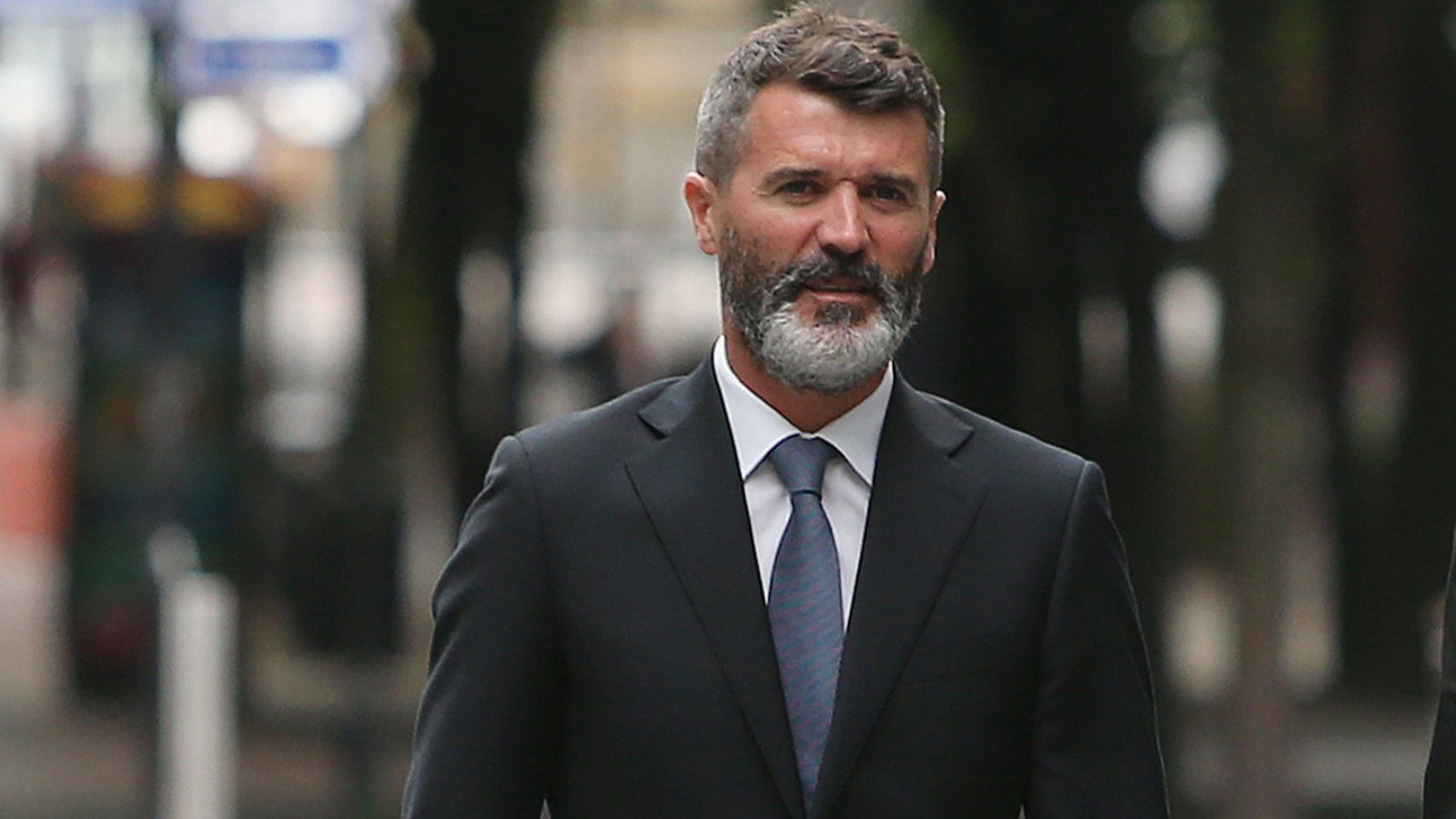 Roy Keane ITV News