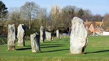 National Trust's Avebury campsite full ahead of Summer Sostice