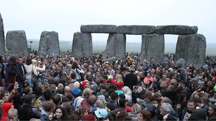 30,000 expected at Stonehenge for Summer Solstice