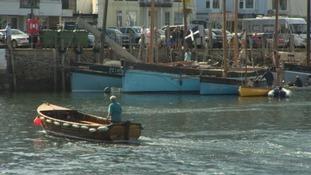 Looe prepares for Festival of the Sea