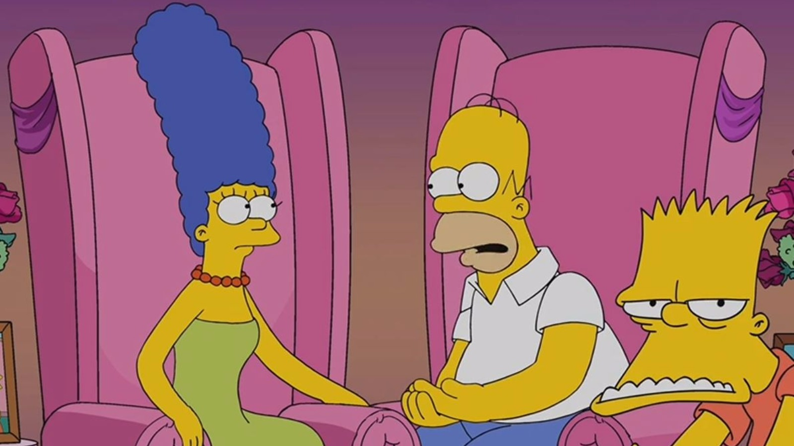 The Simpsons issue 'official' denial that Homer and Marge ... Harry Shearer Simpsons