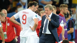 Hodgson: England door not shut for West Ham striker Carroll