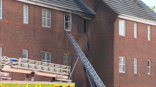 Firefighters: Thoughts with families over tragic' deaths.