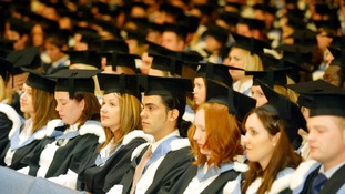 Graduates expect to earn £700 more a year, on average, than graduates a year ago