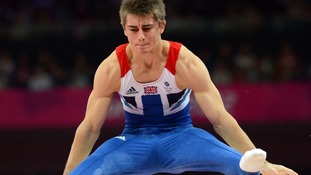 Essex gymnast Max Whitlock