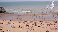 Which sound reminds you the most of the British seaside?