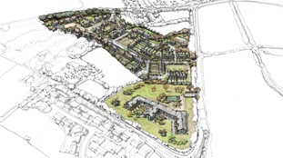 New plans to build a £15 million residential nursing and care facility on land at South Tehidy near Camborne have been announced.