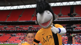 The good, the bad and the ugly of football mascots - ITV News
