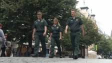 Paramedic shortage forces SWAS to look abroad