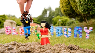 Legoland Windsor has unveiled its take on the famous festival