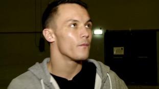 Leeds boxer Josh Warrington
