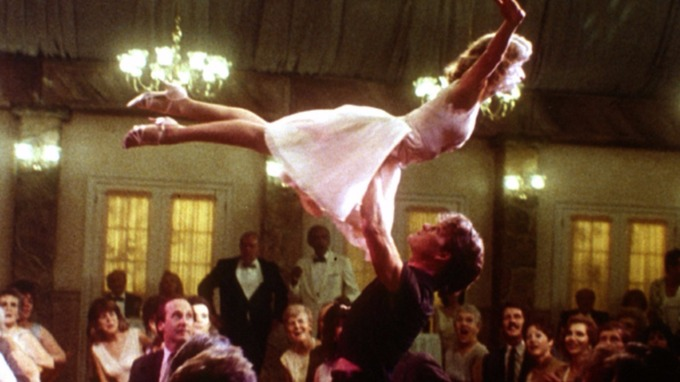 this is how the dirty dancing lift should be done