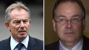 Tony Blair and Lord Falconer