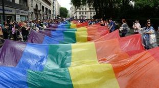 London Pride Parade 2014
