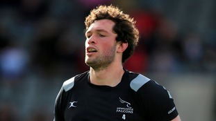 Dominic Barrow leaves Newcastle Falcons
