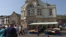 Whitehaven's Market Place