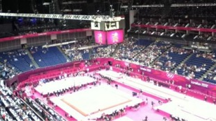 Artistic Gymnastics at North Greenwich Arena
