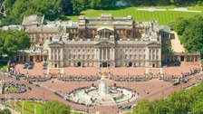 Around £150m is needed to restore Buckingham Palace