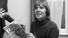 Davy Jones in February 1967