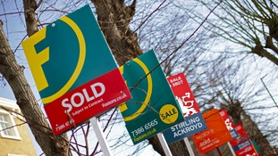One forecast expects house prices to rise 6% in 2015.