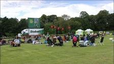 Bitts Park, Carlisle