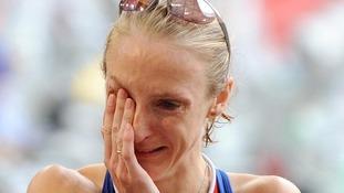 Paula out of Olympic marathon