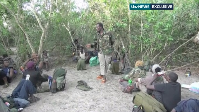 Many fighters still flock to al-Shabaab's cause.