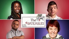 Some of the people who have taken part in The Undateables.