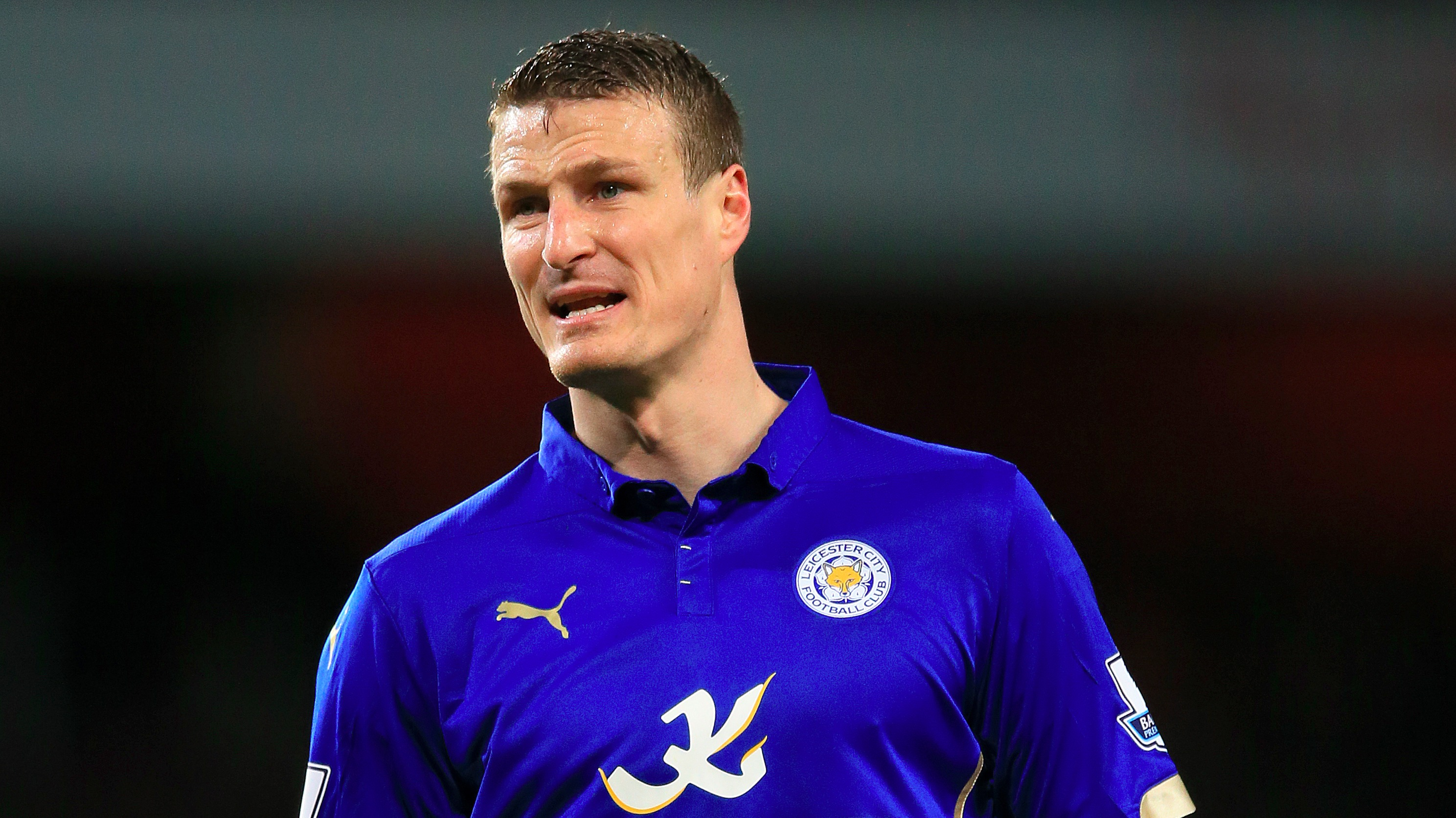 Leicester sign German defender Huth permanently - ITV News