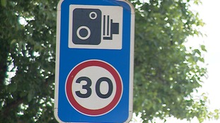Figures show the huge differences in the number of motorists caught speeding in the Anglia region.