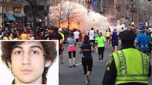 Boston Marathon bomber Dzhokhar Tsarnaev apologises for 'the lives I took' in deadly attack