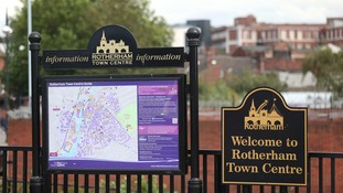At least 1,400 were abused in Rotherham over two decades.