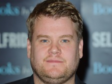 James Corden will be honoured with an OBE at Buckingham Palace.