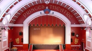 The Princes Theatre in Clacton has been given a facelift costing £19,000.