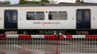 There's been a big dip in rail passenger satisfaction levels for Abellio Greater Anglia.